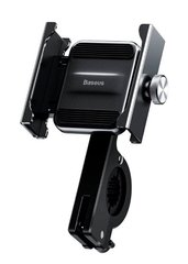 Велотримач Baseus Knight Motorcycle Holder Black
